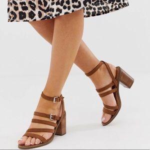 ASOS block heels